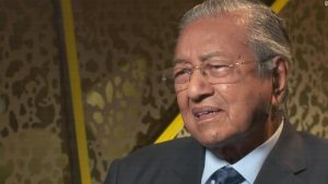 Malaysia's Mahathir says political uncertainty won't end with Anwar as Prime Minister